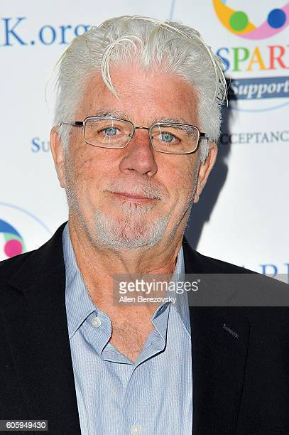 Singer Michael McDonald attends the weSPARK Comedy Night at the Skirball Center May Contain Nuts at Skirball Cultural Center on September 15 2016 in...