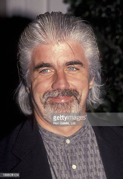 Singer Michael McDonald attends Warner Bros Record Party on August 16 1993 at Chasen's Restaurant in Beverly Hills California