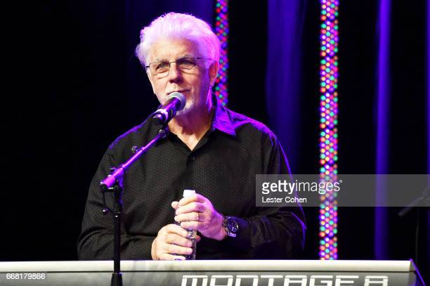 Singer Michael McDonald performs onstage at the ASCAP Annual Membership Meeting and EXPO Kickoff during the 2017 ASCAP I Create Music EXPO on April...