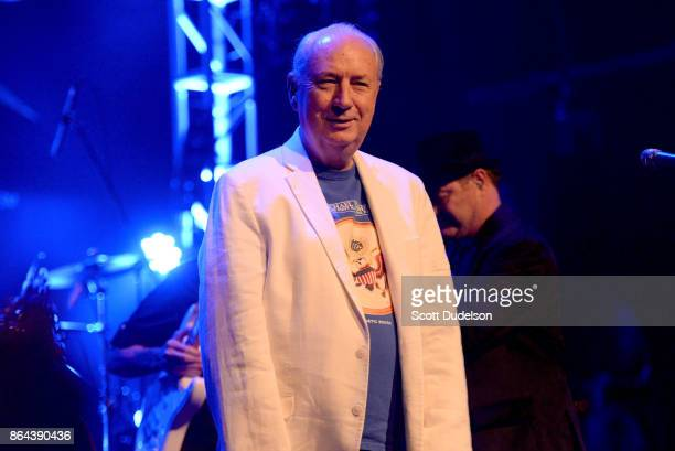 Singer Michael Nesmith of The Monkees performs onstage at The Canyon Club on October 20 2017 in Agoura Hills California