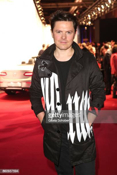 Singer Michael Patrick Kelly during the 'Tribute To Bambi' gala at Station on October 5 2017 in Berlin Germany