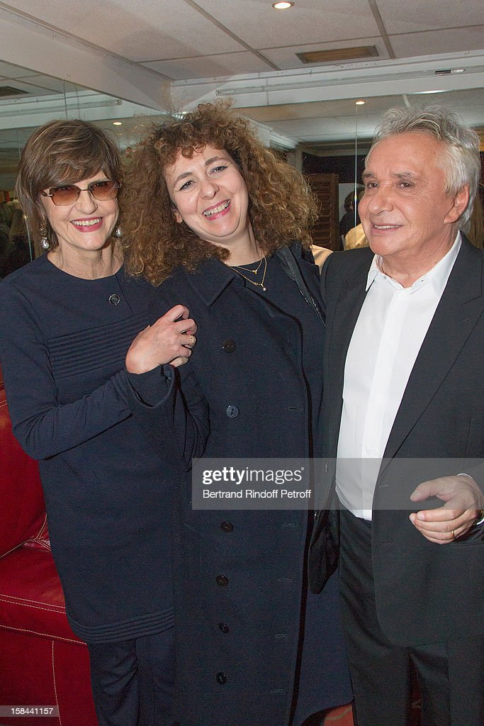 Michel Sardou In Concert At POPB