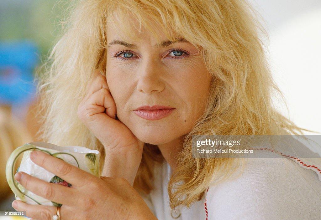 Singer Michele Torr : Photo d'actualité