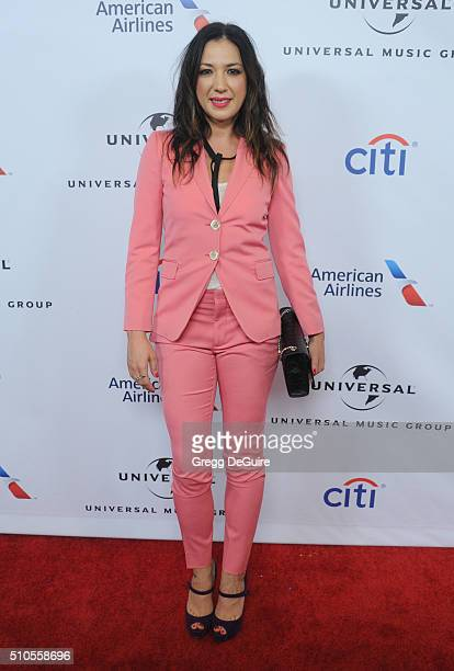 Singer Michelle Branch arrives at Universal Music Group's 2016 GRAMMY After Party at The Theatre At The Ace Hotel on February 15, 2016 in Los...