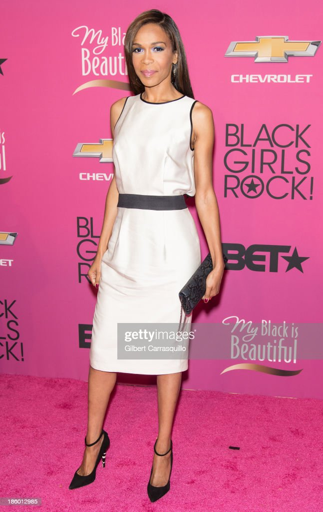Singer Michelle Williams attends Black Girls Rock! 2013 at New Jersey Performing Arts Center on October 26, 2013 in Newark, New Jersey.