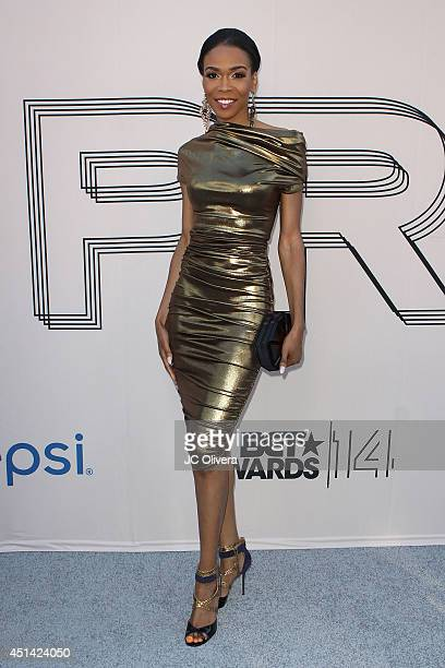 Singer Michelle Williams attends PRE BET Awards Dinner at Milk Studios on June 28 2014 in Hollywood California