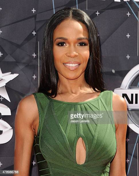 Singer Michelle Williams attends the 2015 BET Awards at the Microsoft Theater on June 28, 2015 in Los Angeles, California.