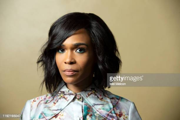 Singer Michelle Williams is photographed for Los Angeles Times on December 11, 2019 in Pasadena, California. PUBLISHED IMAGE. CREDIT MUST READ: Mel...