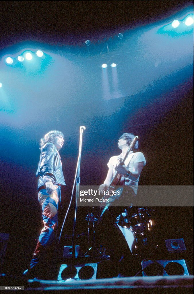 Rolling Stones On Stage : News Photo