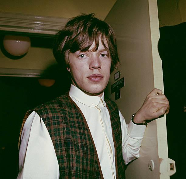 Mick Jagger Wall Art