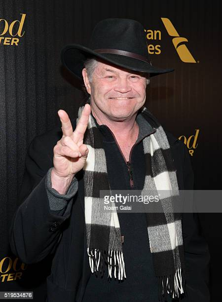 Singer Micky Dolenz of The Monkees attends The Hollywood Reporter's 2016 35 Most Powerful People in Media at Four Seasons Restaurant on April 6 2016...