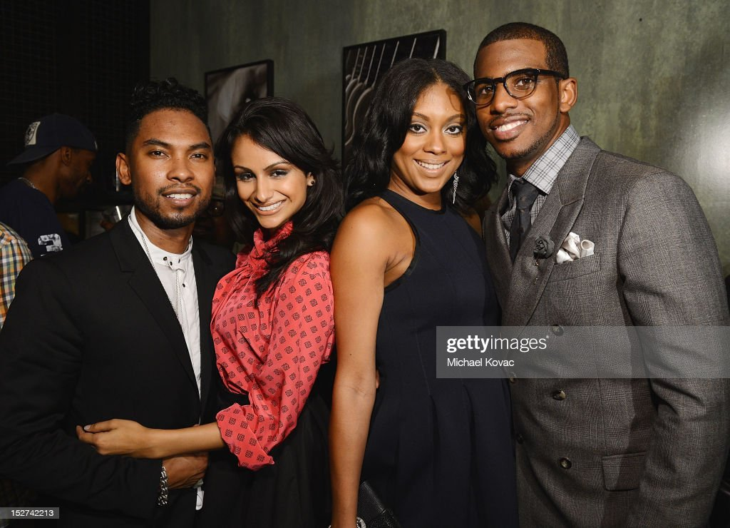 GQ October Cover Party With Chris Paul Sponsored By Hennessy : News Photo