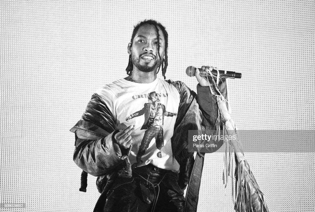 Miguel In Concert - Atlanta, Georgia