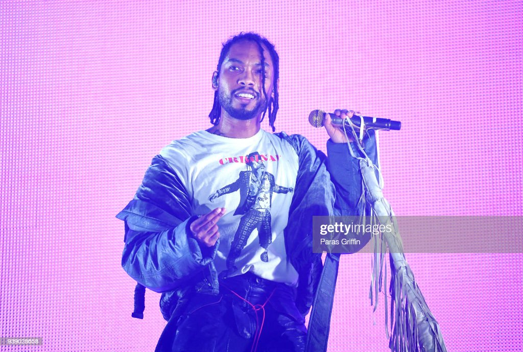 Miguel In Concert - Atlanta, Georgia : News Photo