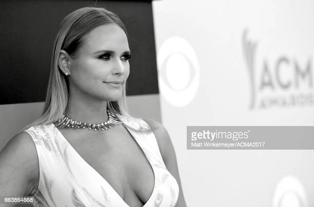 Singer Miranda Lambert attends the 52nd Academy Of Country Music Awards at TMobile Arena on April 2 2017 in Las Vegas Nevada