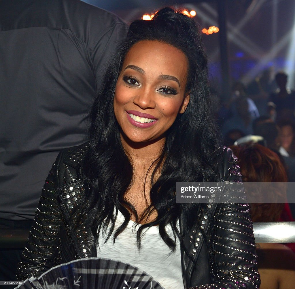 Singer Monica Attends Bronner Brothers Weekend Kickoff Party At Prive On February 19 2016 In