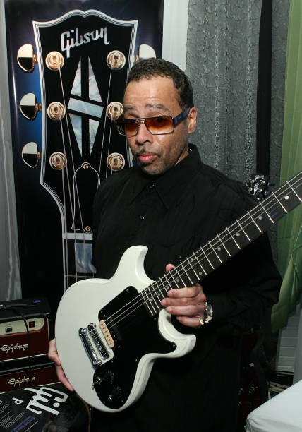 Singer Morris Day of the Time attends the 51st Annual GRAMMY Awards Gift Lounge at the Staples Center on February 7, 2009 in Los Angeles, CA.