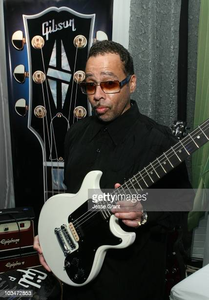 Singer Morris Day of the Time attends the 51st Annual GRAMMY Awards Gift Lounge at the Staples Center on February 7 2009 in Los Angeles CA