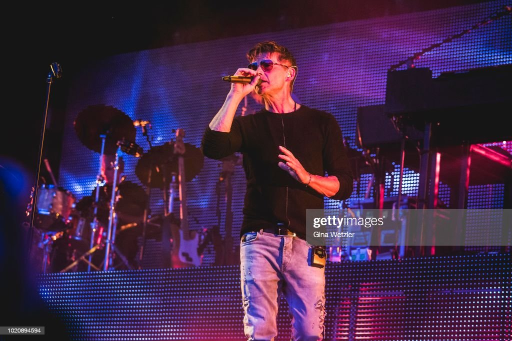 A-ha Perform In Berlin