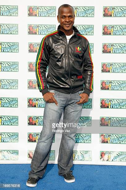Singer Mr Vegas attends the 27th Annual JazzReggae Festival Day 2 at UCLA on May 27 2013 in Los Angeles California