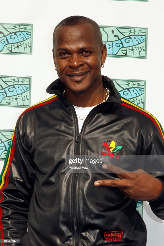 Singer Mr. Vegas attends the 27th Annual JazzReggae Festival - Day 2 at UCLA on May 27, 2013 in Los Angeles, California.
