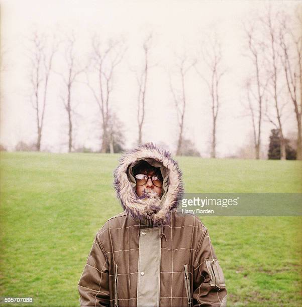 Singer musician and broadcaster Jarvis Cocker is photographed for the Observer on March 23 1998 in London England