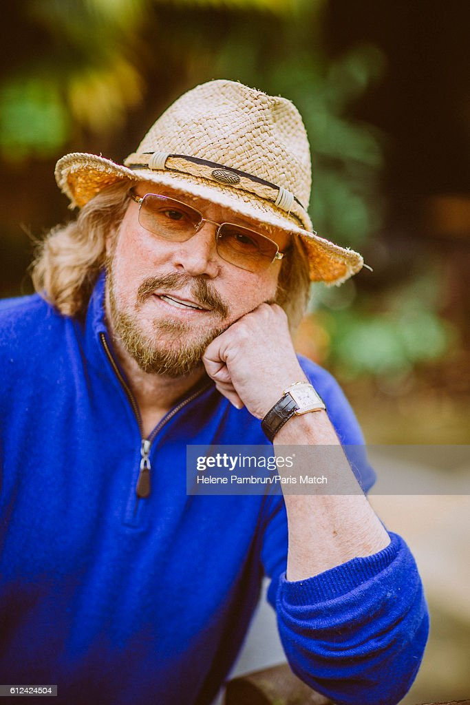 Barry Gibb, Paris Match Issue 3515, October 5, 2016
