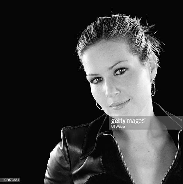 Singer musician and composer Dido poses for a portrait shoot in London