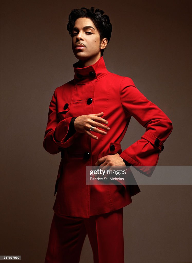 Prince, Archive 1991- 2008 : News Photo