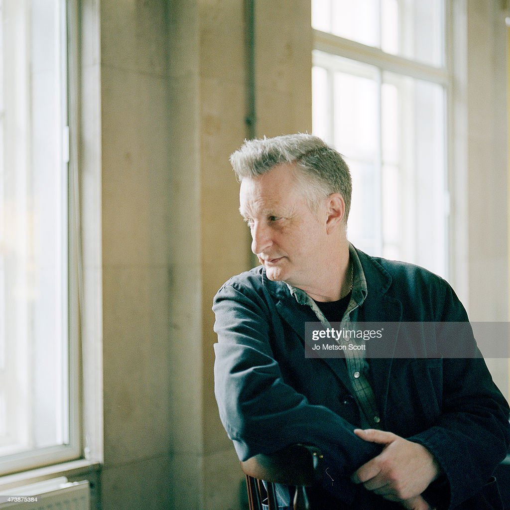 Singer, musician and songwriter Billy Bragg is photographed on March 9, 2010 in London, England.