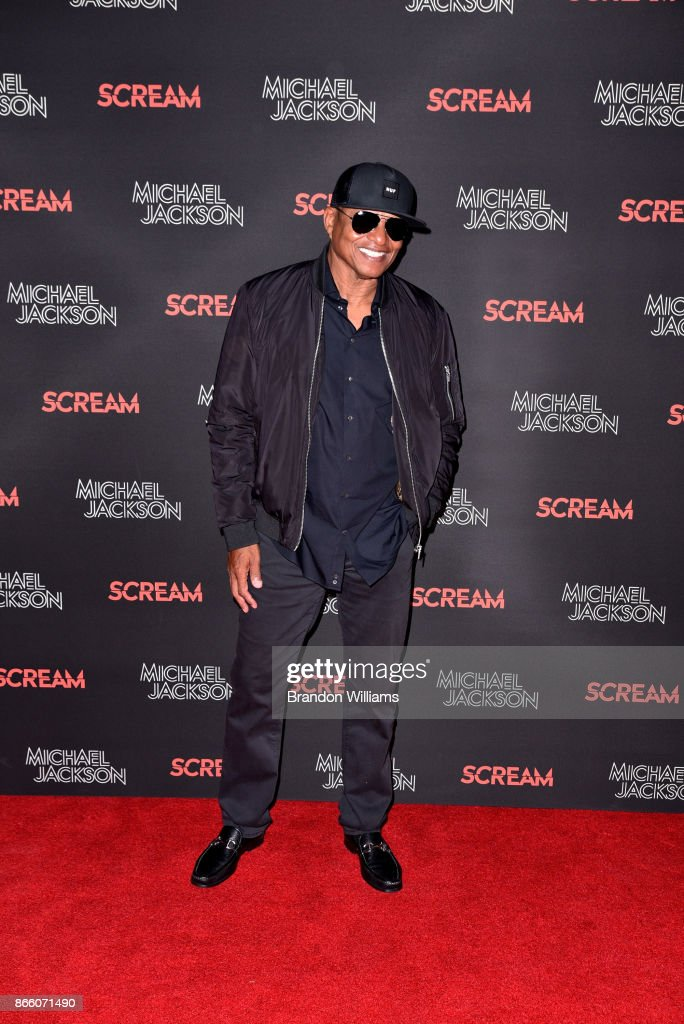 The Estate Of Michael Jackson And Sony Music Present Michael Jackson Scream Album Halloween Takeover - Arrivals