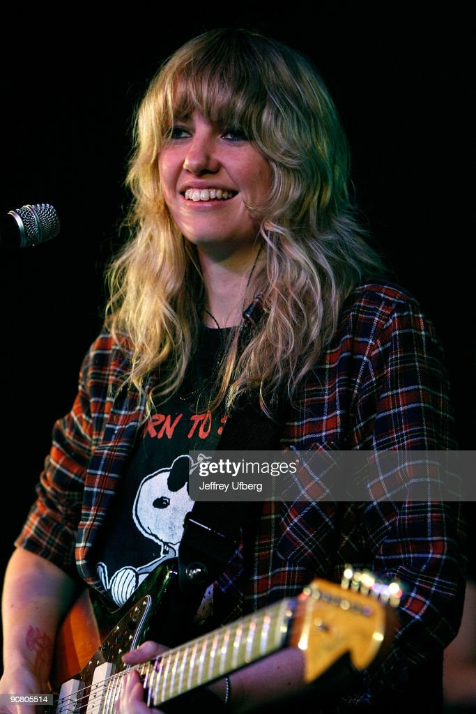 Ladyhawke Performs At The Apple Store Soho