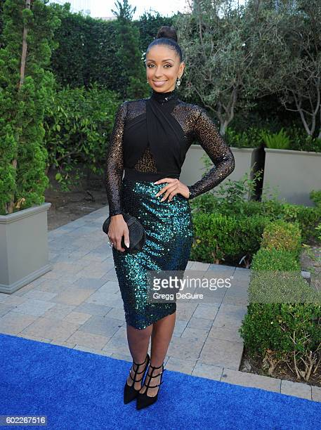 Singer Mya arrives at Mercy For Animals Hidden Heroes Gala 2016 at Vibiana on September 10, 2016 in Los Angeles, California.