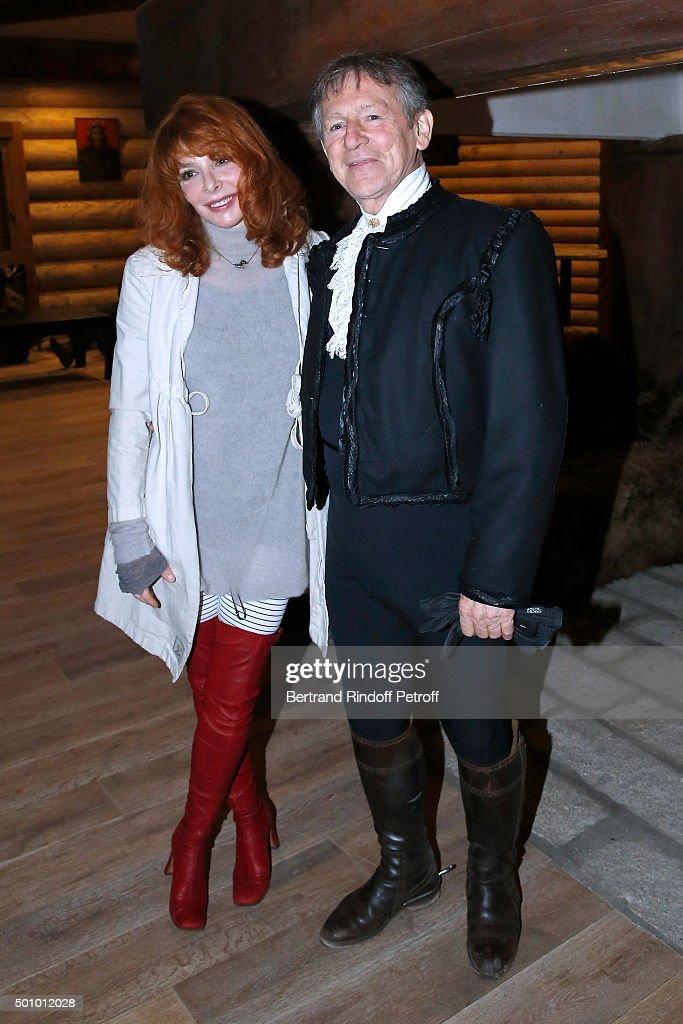 """Mario Luraschi's Espace Cavalcade"" : Opening Night At Ferme De La Chapelle"