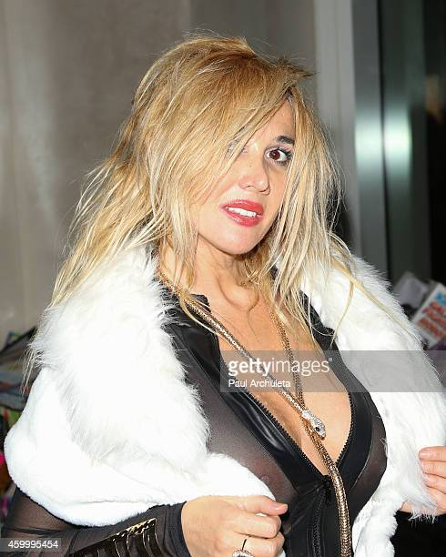 Singer Nadeea attends the 7th Annual Babes In Toyland charity toy drive benefiting Promises 2 Kids at Station Hollywood at W Hollywood Hotel on...