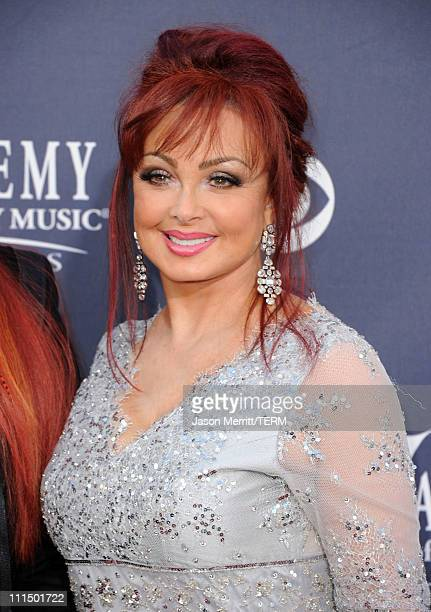 Singer Naomi Judd arrives at the 46th Annual Academy Of Country Music Awards RAM Red Carpet held at the MGM Grand Garden Arena on April 3 2011 in Las...