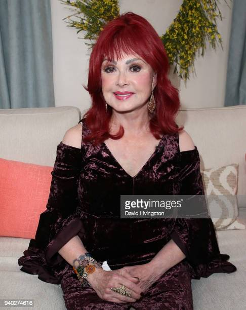 "Singer Naomi Judd visits Hallmark's ""Home & Family"" at Universal Studios Hollywood on March 30, 2018 in Universal City, California."
