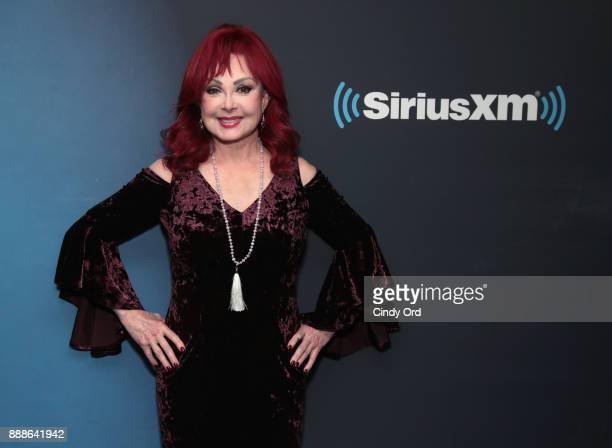 Singer Naomi Judd visits the SiriusXM Studios on December 8 2017 in New York City