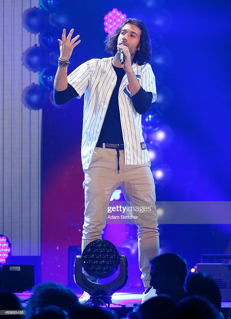 Singer Nasri of the band Magic! performs onstage during ...