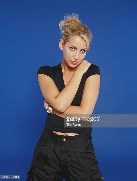 Singer Natalie Appleton of EnglishCanadian girl group All Saints circa 1995