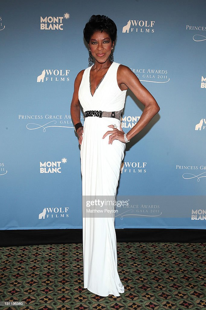Singer Natalie Cole attends the Princess Grace Awards Gala at Cipriani 42nd Street on November 1, 2011 in New York City.