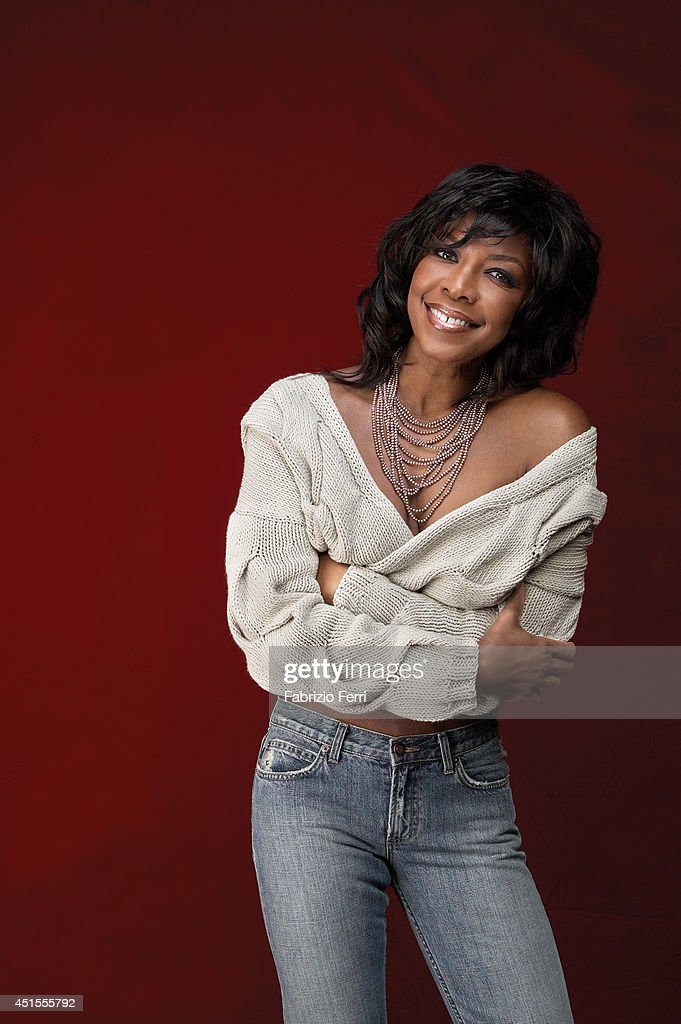 Natalie Cole, October 2002