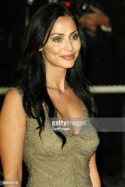 Singer Natalie Imbruglia arrives to the premiere of Kill Bill II at the Palais des Festivals during the 57th Annual International Cannes Film...