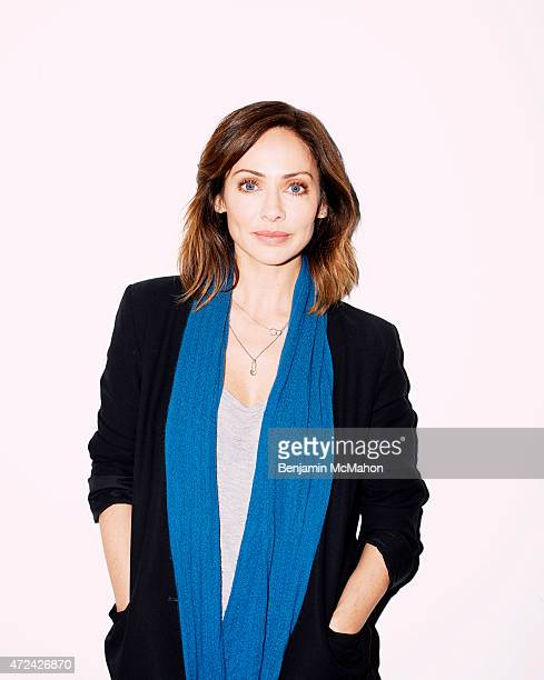 Singer Natalie Imbruglia is photographed for the Telegraph on March 25 2014 in London England
