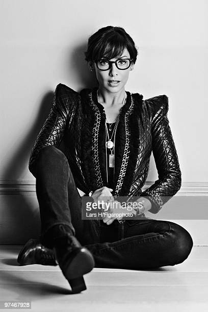 Singer Natalie Imbruglia poses at a portrait session in London for Madame Figaro Published image CREDIT MUST READ Lars H/Figarophoto/Contour by Getty...