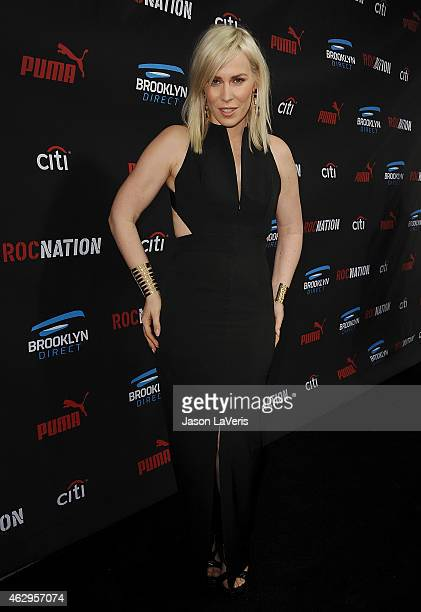 Singer Natasha Bedingfield attends the Roc Nation Grammy brunch on February 7 2015 in Beverly Hills California