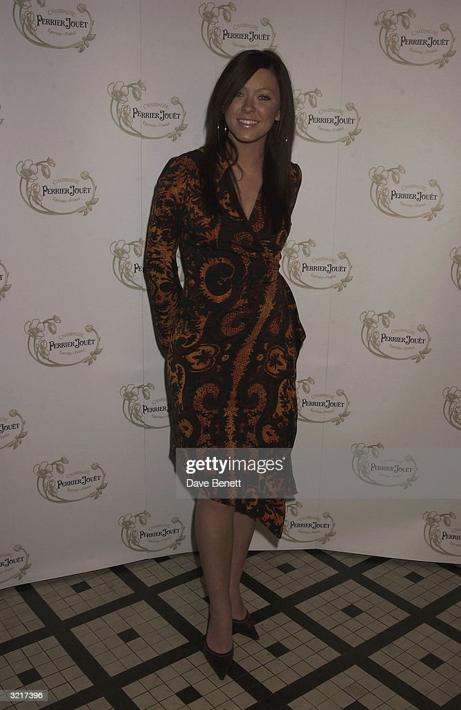 Perrier-Jouet Belle Epoque Party In Aid Of The Elton John AIDS Foundation In London : News Photo