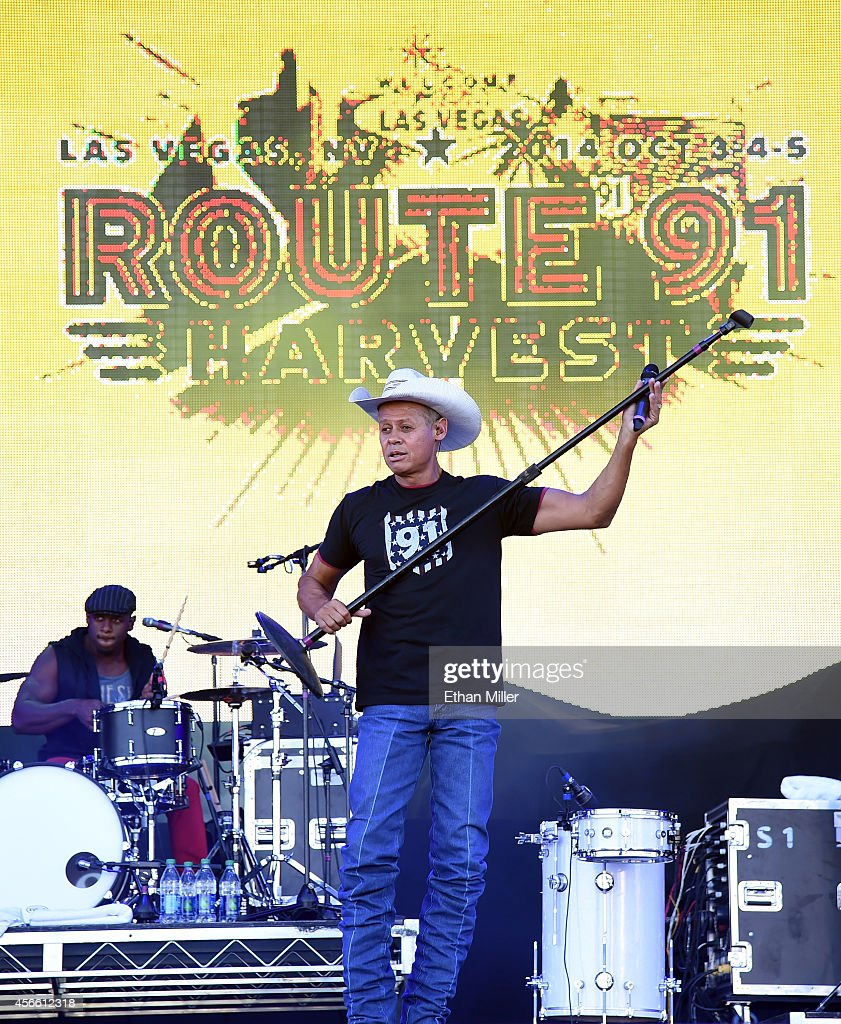 Route 91 Harvest Country Music Festival - Day 1 : News Photo