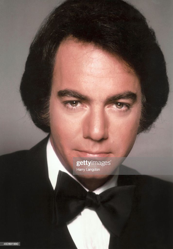 Neil Diamond Portrait Session : News Photo