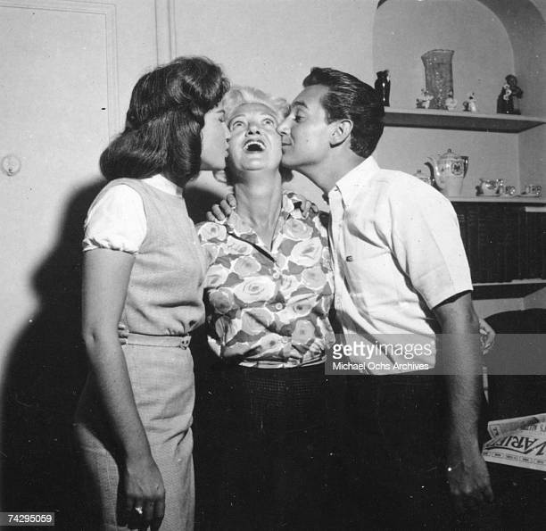 Singer Neil Sedaka and his then girlfriend Leba Strassberg whom he would later marry spend a romantic day going to Coney Island, playing music, going...